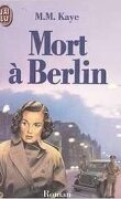 Mort à Berlin