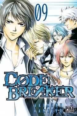 Couverture de Code : Breaker, Tome 9