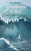 Les enfants d'Aliel, Tome 3 : Mâchoires d'écume