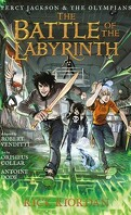 Percy Jackson, Tome 4 : The Battle of the Labyrinth (BD)