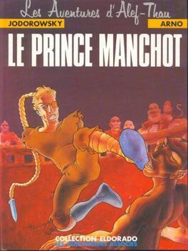 Couverture du livre : Les Aventures d'Alef-Thau, tome 2 : Le prince manchot