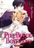 Pure blood boyfriend : He's my only vampire, Tome 4