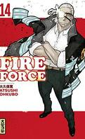 Fire Force, Tome 14
