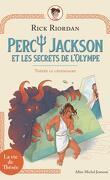 Percy Jackson et les Secrets de l'Olympe, Tome 3 : Thésée le légendaire