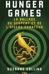couverture Hunger Games : La Ballade du serpent et de l'oiseau chanteur