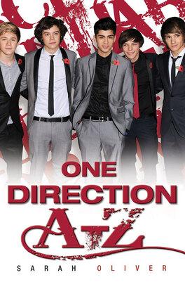 Couverture du livre : One Direction, A-Z