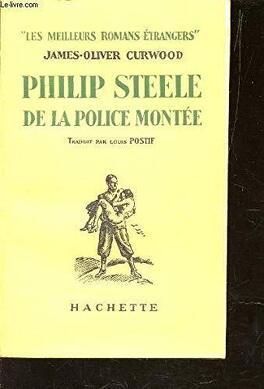 Couverture du livre : Philip Steele de la Police Montée