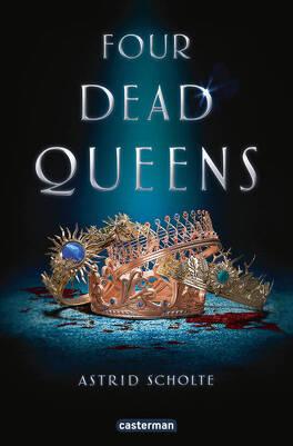 Couverture du livre : Four Dead Queens
