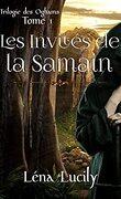 La trilogie des Oghams, Tome 1 : Les invités de la Samain
