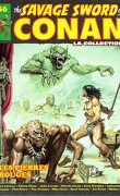 The savage sword of Conan, Tome 56: Les pierres rouges