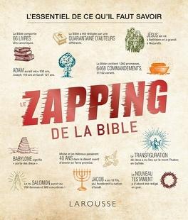 Couverture du livre : Zapping de la Bible
