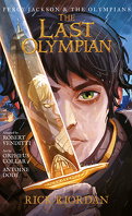 Percy Jackson, Tome 5 : The Last Olympian