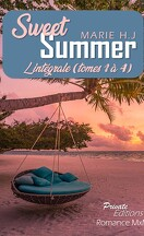 Sweet Summer, l'intégrale (tomes 1 à 4)