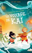 La Famille Vieillepierre, Tome 3 : Le Voyage de Kaï