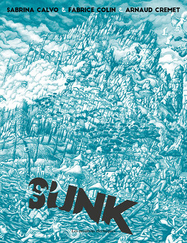 Couverture du livre : Sunk