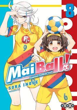 Couverture du livre : Mai Ball ! Tome 8