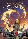 Les Forêts d'Opale, Tome 2 : L'Envers du grimoire