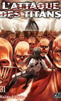 L'Attaque des Titans, Tome 31