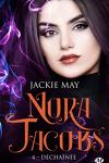 couverture Nora Jacobs, Tome 4 : Déchaînée