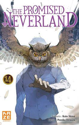 Couverture du livre : The Promised Neverland, Tome 14 : Retrouvailles inattendues