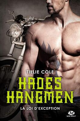 Couverture du livre : Hades Hangmen, Tome 8 : La Loi d'exception