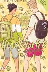 couverture Heartstopper, Tome 3 : Un voyage à Paris