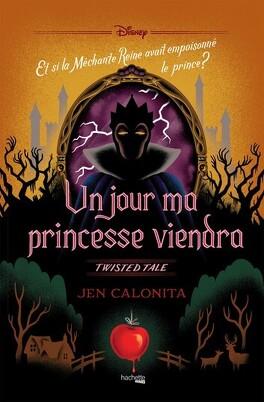 Couverture du livre : Un jour ma princesse viendra