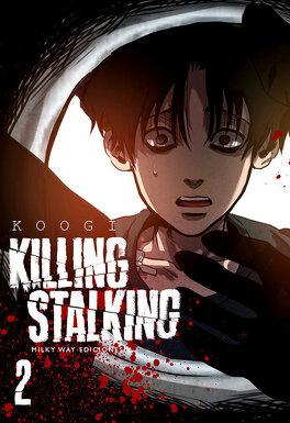 Couverture du livre : Killing Stalking, Tome 2