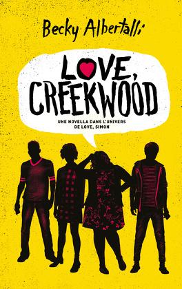 Couverture du livre : Love, Creekwood