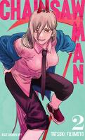 Chainsaw Man, Tome 2