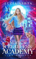 Magical Creatures Academy, Tome 2 : Lion Shifter