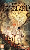 The Promised Neverland, Tome 13 : Le Roi du paradis