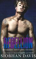 The Sainthood - Boys of Lowell High, Tome 2 : Rebellion