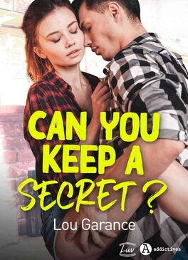 Couverture du livre : Can you keep a secret ?