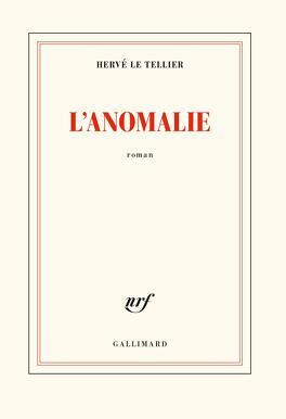 Couverture du livre : L'Anomalie