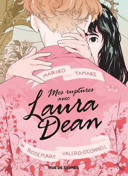 Couverture du livre : Mes ruptures avec Laura Dean