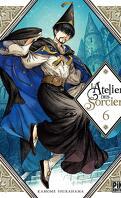 L'Atelier des sorciers, Tome 6