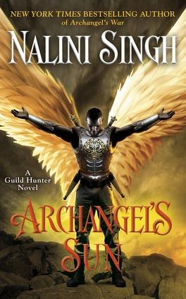 Couverture du livre : Chasseuse de vampires, Tome 13 : Archangel's Sun