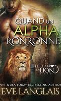 Le Clan du lion, Tome 1 : Quand un alpha ronronne