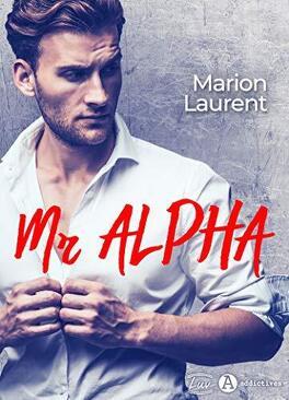 Couverture du livre : Mr Alpha