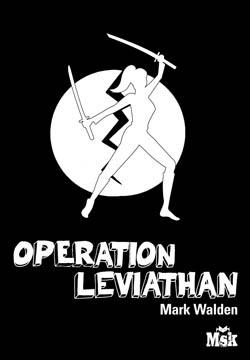 Couverture du livre : G.E.M.R, tome 3 : Opération Léviathan