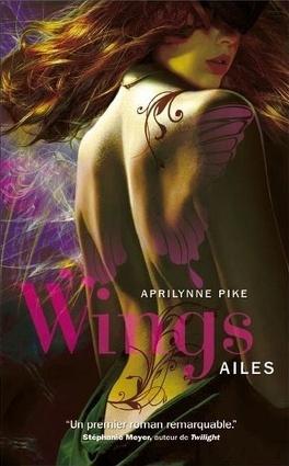 Couverture du livre : Wings, Tome 1 : Ailes
