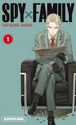 Spy×Family, Tome 1