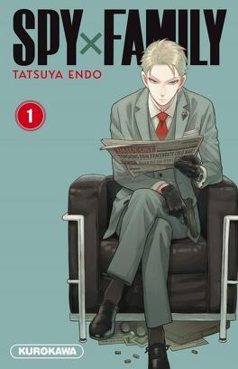 Couverture du livre : Spy×Family, Tome 1