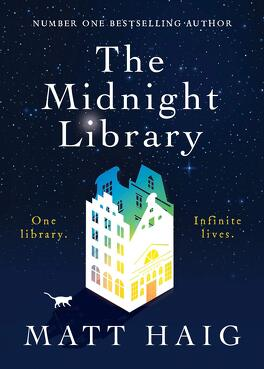 Couverture du livre : The Midnight Library