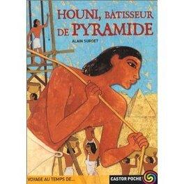 Couverture du livre : Houni, batisseur de pyramides