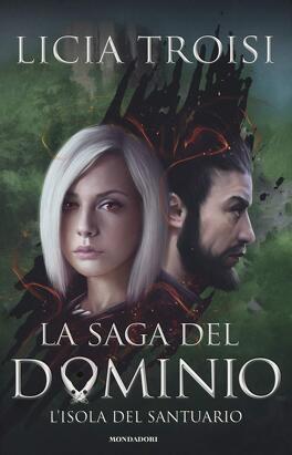 Couverture du livre : La saga del Dominio tome 3 L'isola del santuario
