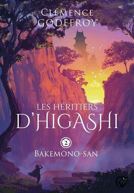 Couverture du livre : Les Héritiers d'Higashi, Tome 2 : Bakemono-San
