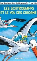 Les Schtroumpfs, Tome 38 : Les Schtroumpfs et le Vol des cigognes