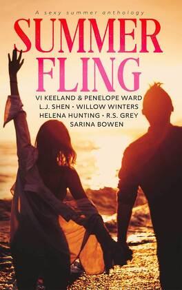 Couverture du livre : Summer Fling: A Sexy Summer Anthology